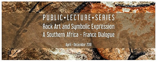 new rock art collaboration between the French Institute of Southern Africa and the Sci-Bono Discovery Centre in Johannesburg