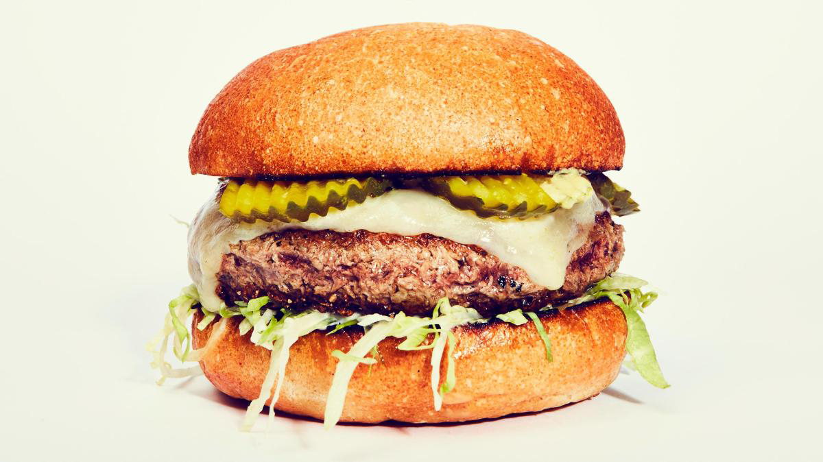 The Impossible burger: a 'technology platform' that will change the way we eat.