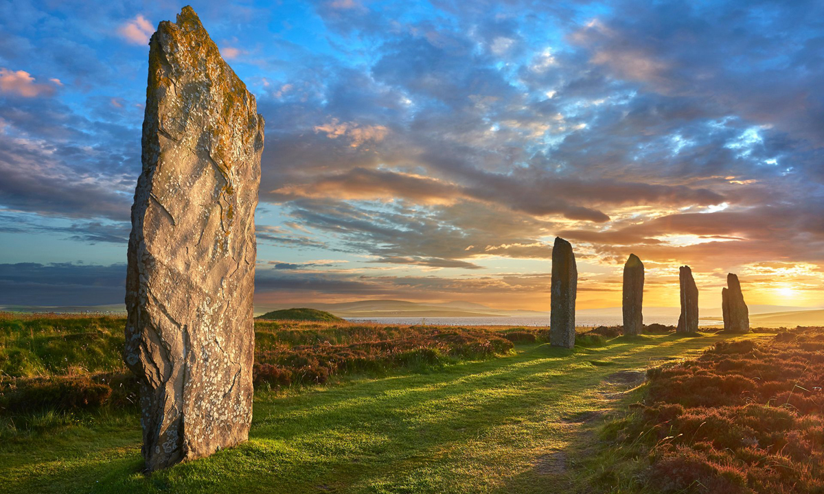 Rong of Brodgar