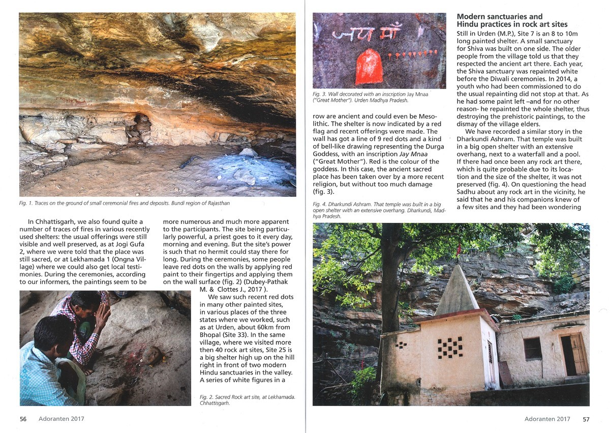 Adoranten 2017 latest publication. The aim of the present and coming issues of Adoranten is to present World Heritage sites all over the world.