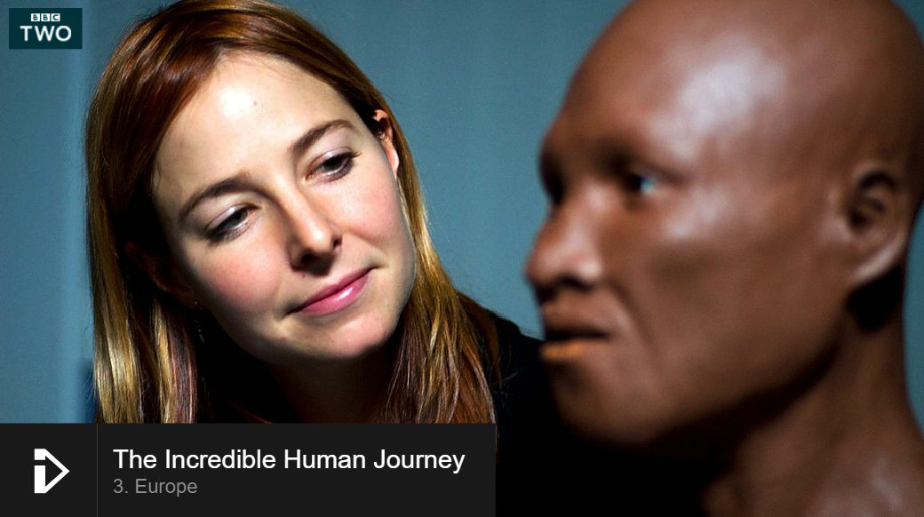 Dr Alice Roberts The Incredible Human Journey
