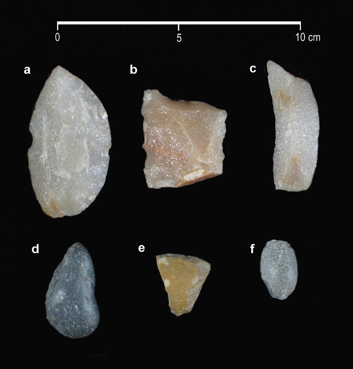 Pre-Clovis site in Argentina
