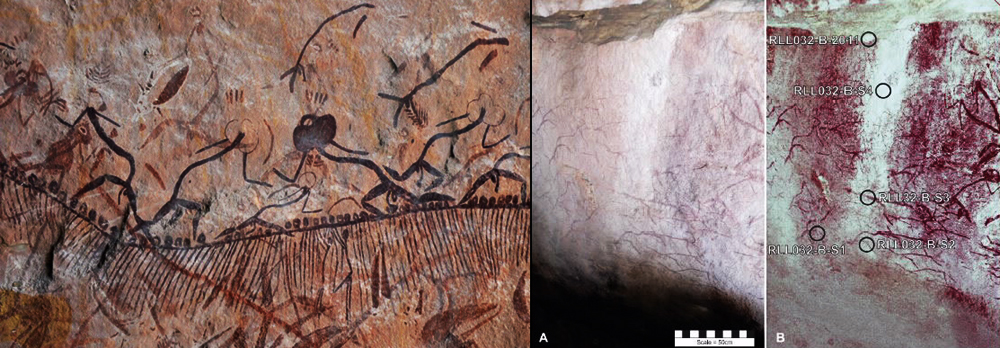 Dating Australian rock art