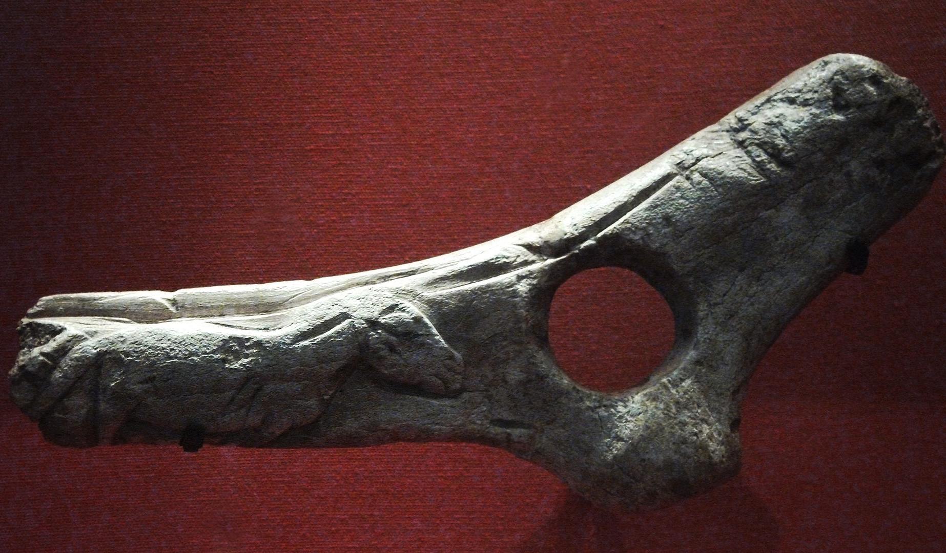 The Prehistoric Baton artefact