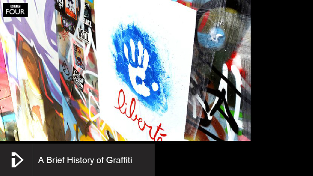Graffiti documentary BBC4