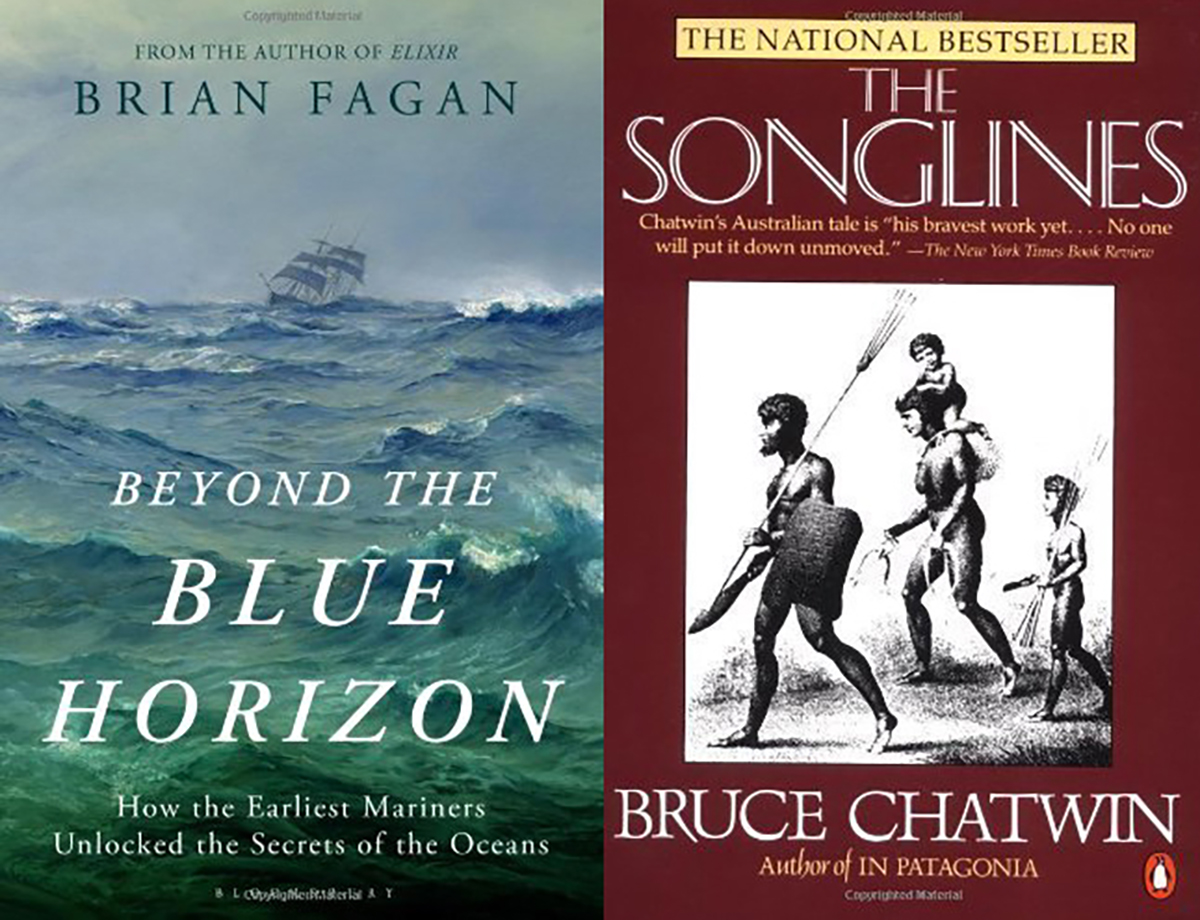 Beyond the Blue Horizons & The Songlines