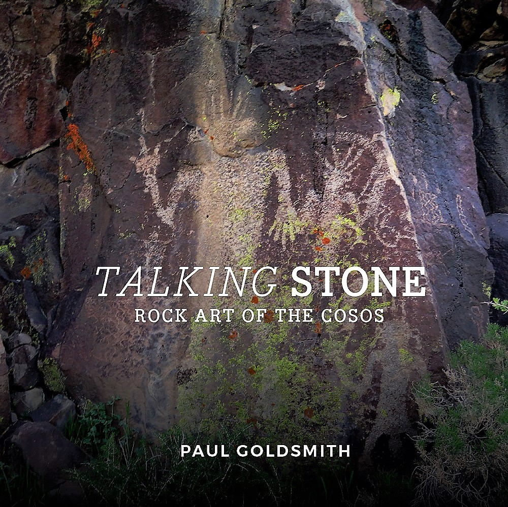Talking Stone: Rock Art of the Cosos  by Paul Goldsmith