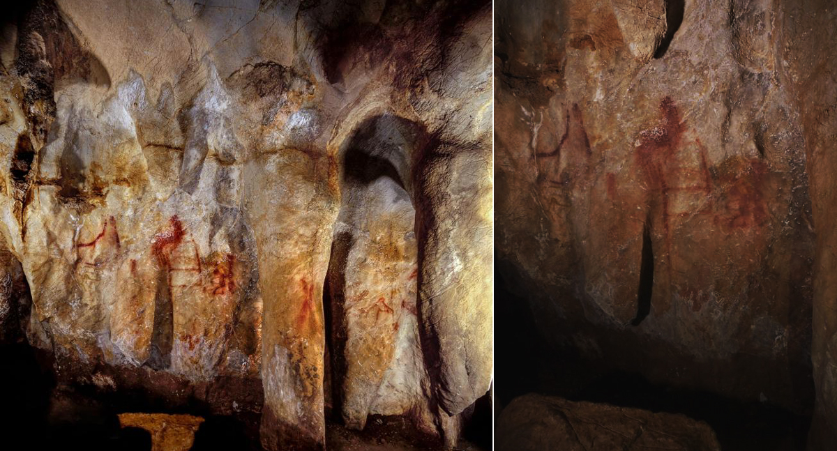 65000 year old Neanderthal cave art with Genevieve von Petzinger