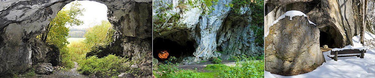 Caves and Ice Age Art in the Swabian Jura, Germany