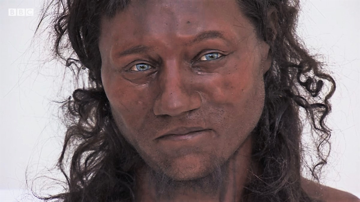 Cheddar Man: DNA shows early Briton had dark skin