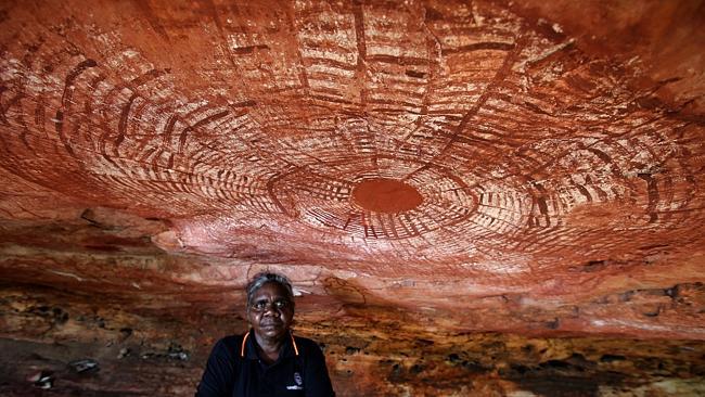 Preserving the rock art of Australia