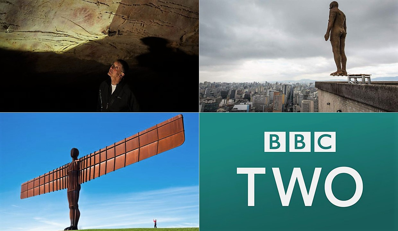 How Art Began with Antony Gormley. BBC2