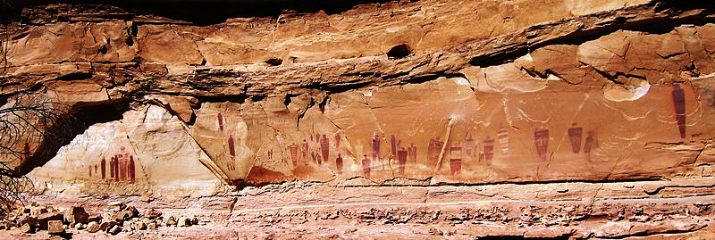 dating age in utah Age of barrier canyon-style rock art constrained by cross-cutting relations and luminescence  national park of southeastern utah through dating the full.