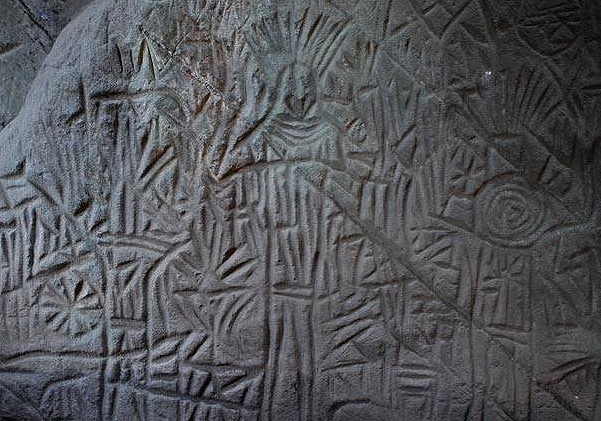 Preservation of India's Edakkal Cave petroglyphs