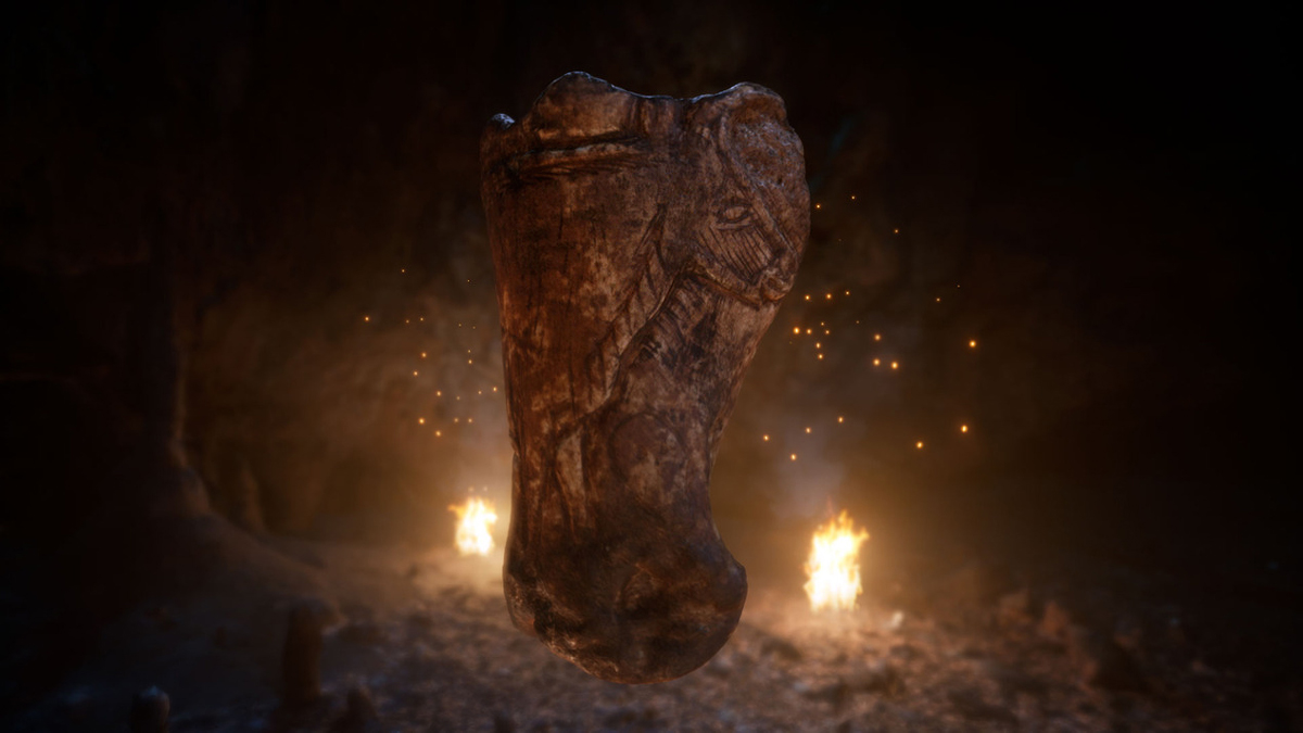 Virtual Reality Experience Spanish Paleolithic Caves La Garma