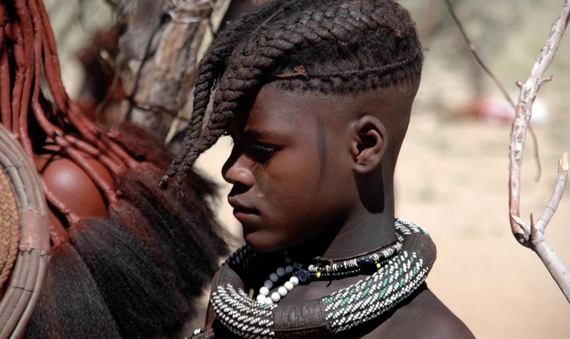 Namibia rock art Himba archaeology petroglyphs Africa