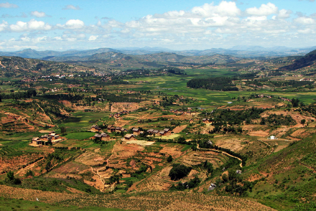 Madagascar reveals Southeast Asian roots