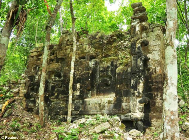 Mayan cities found in the Yucatan jungle, lost for thousands of years