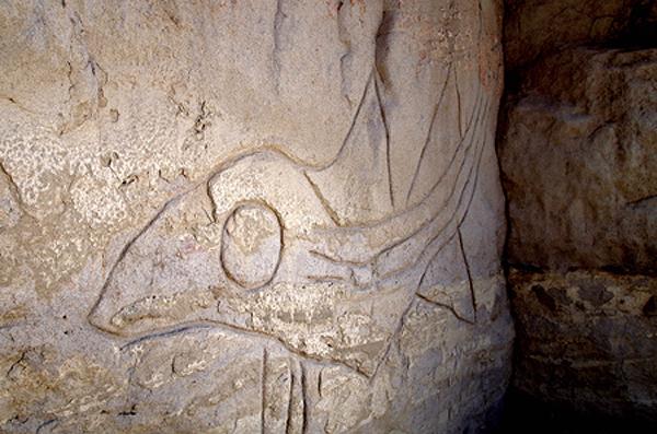 Peru s largest petroglyph panel