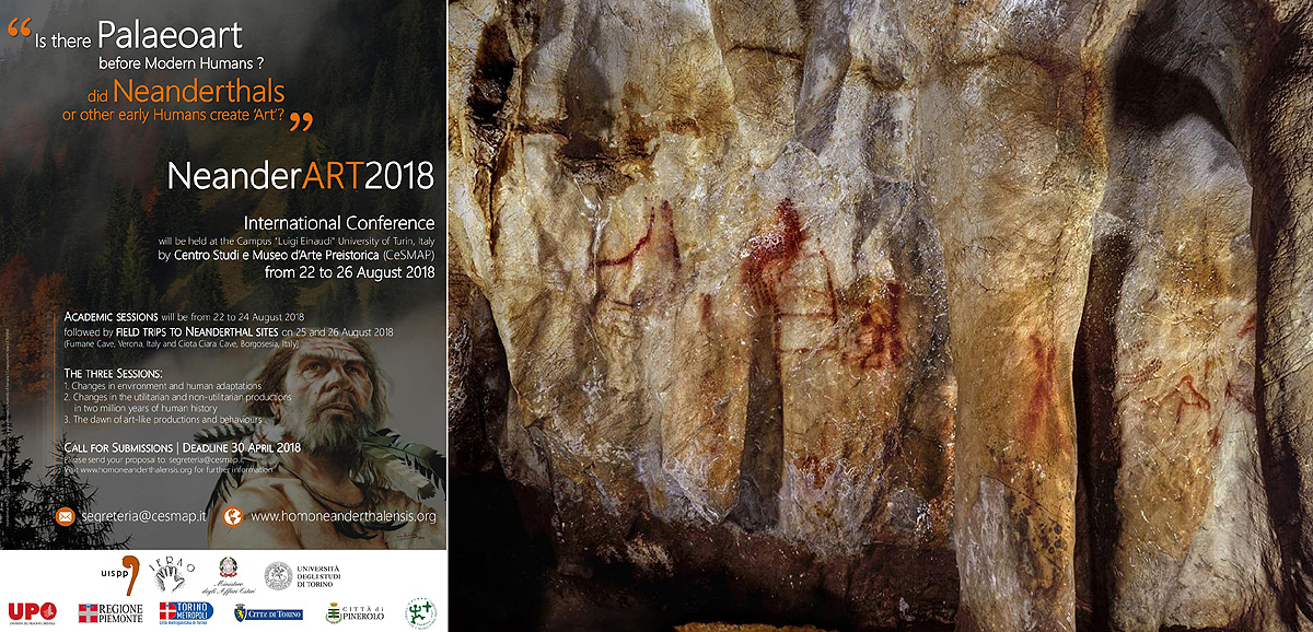 NeanderART2018 International Conference