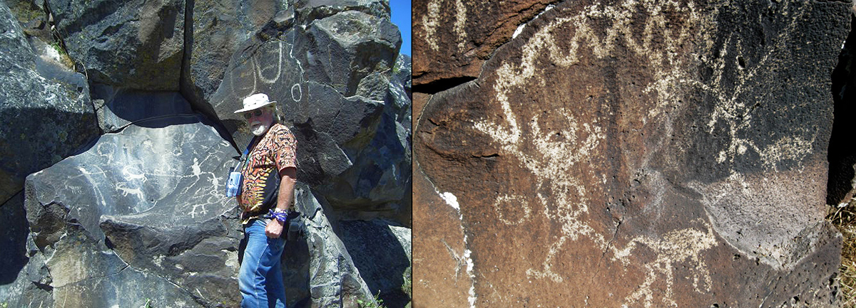 Rock Art of the Oregon Territory