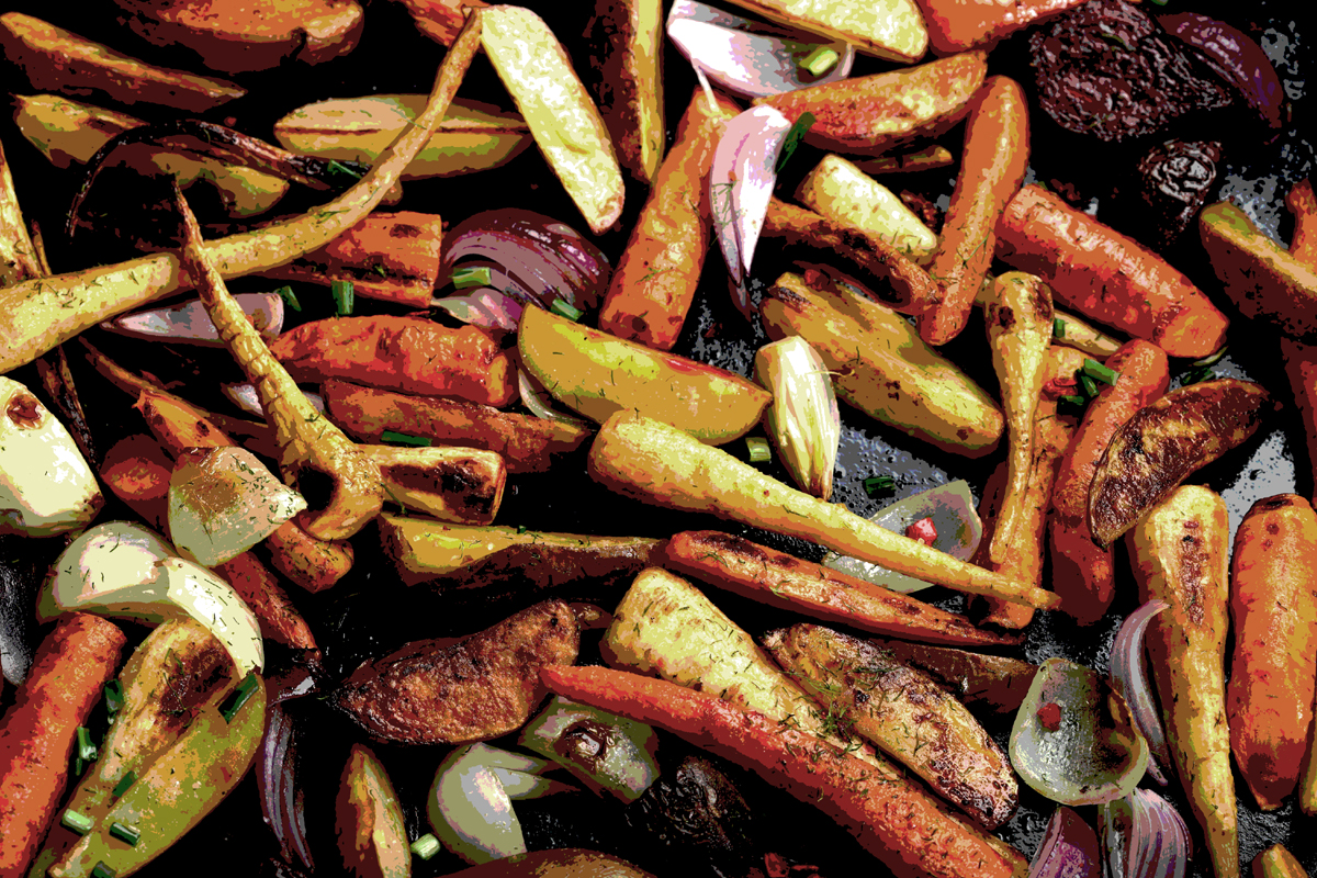 Earliest roasted root vegetables cave charred fragments southern Africa paleo diet carbohydrates potatoes