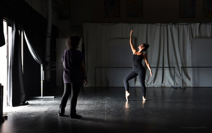 Gwion Gwion rock art and contemporary dance