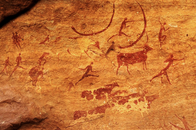 Cave_art_paintings on Latest Writings On The Wall