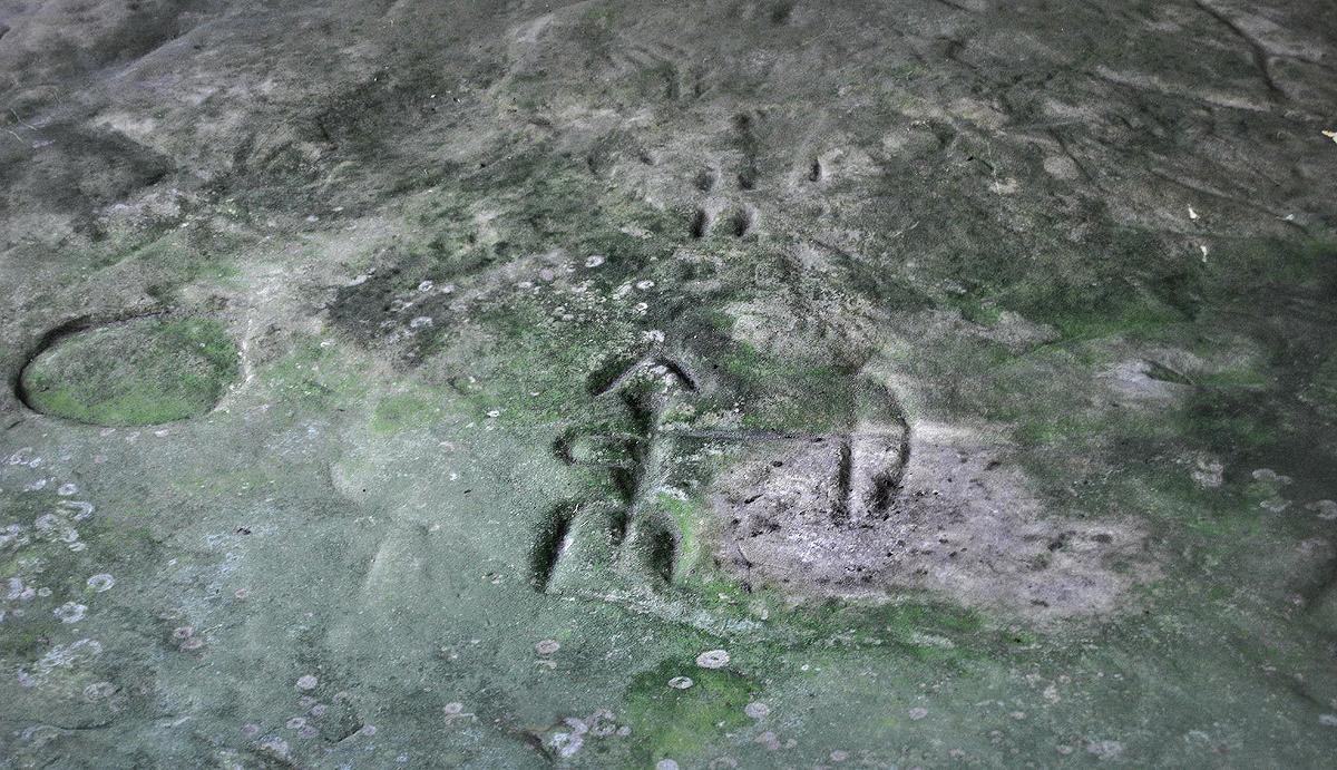Sanilac petroglyphs