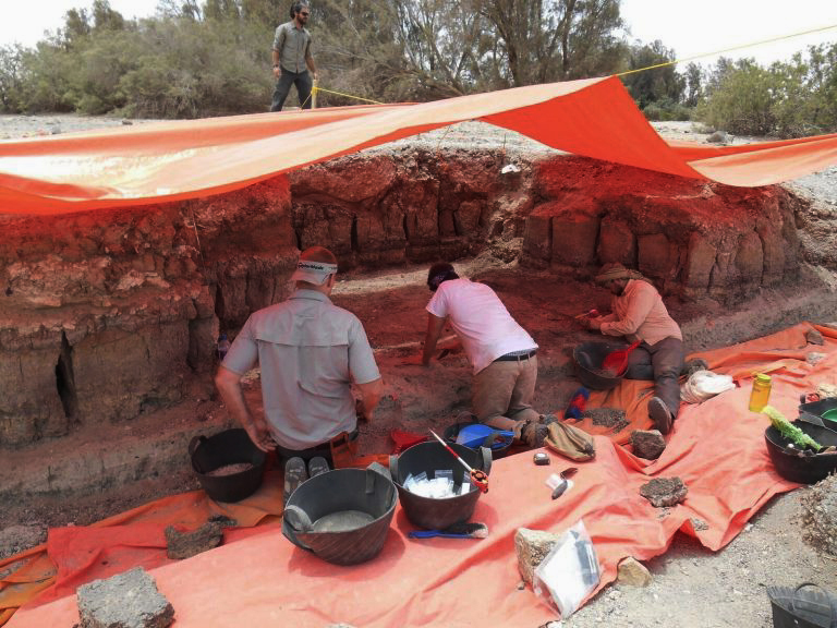 Stone tools discovered in Jordan