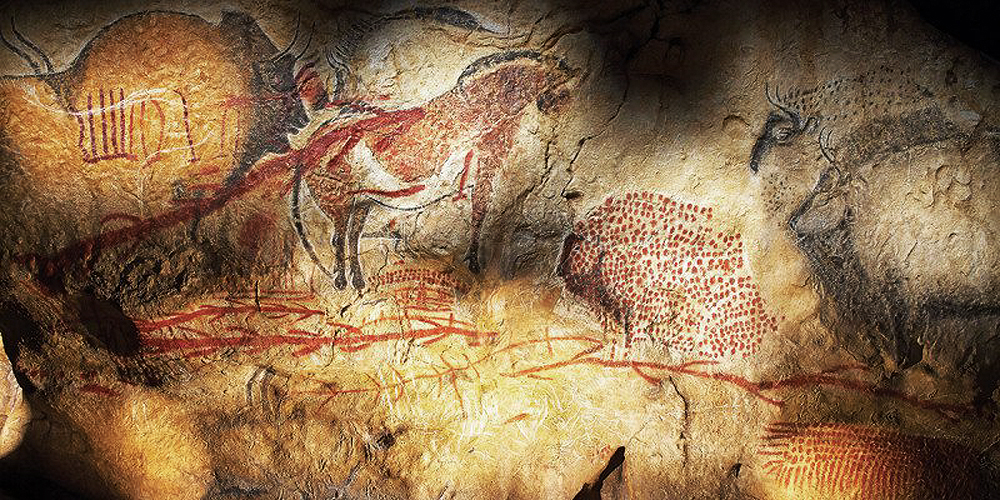 Symbols of Ice Age art