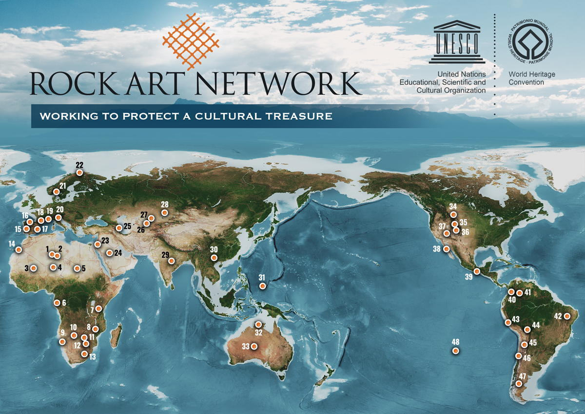 Rock Art UNESCO World Heritage List Altamira Network Bradshaw Foundation