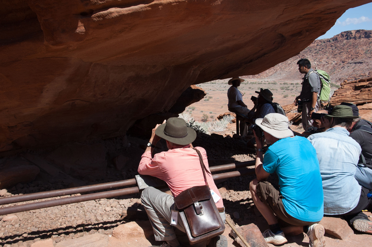Preserving our Ancient Art Galleries: Volunteerism, Collaboration and the Rock Art Archive