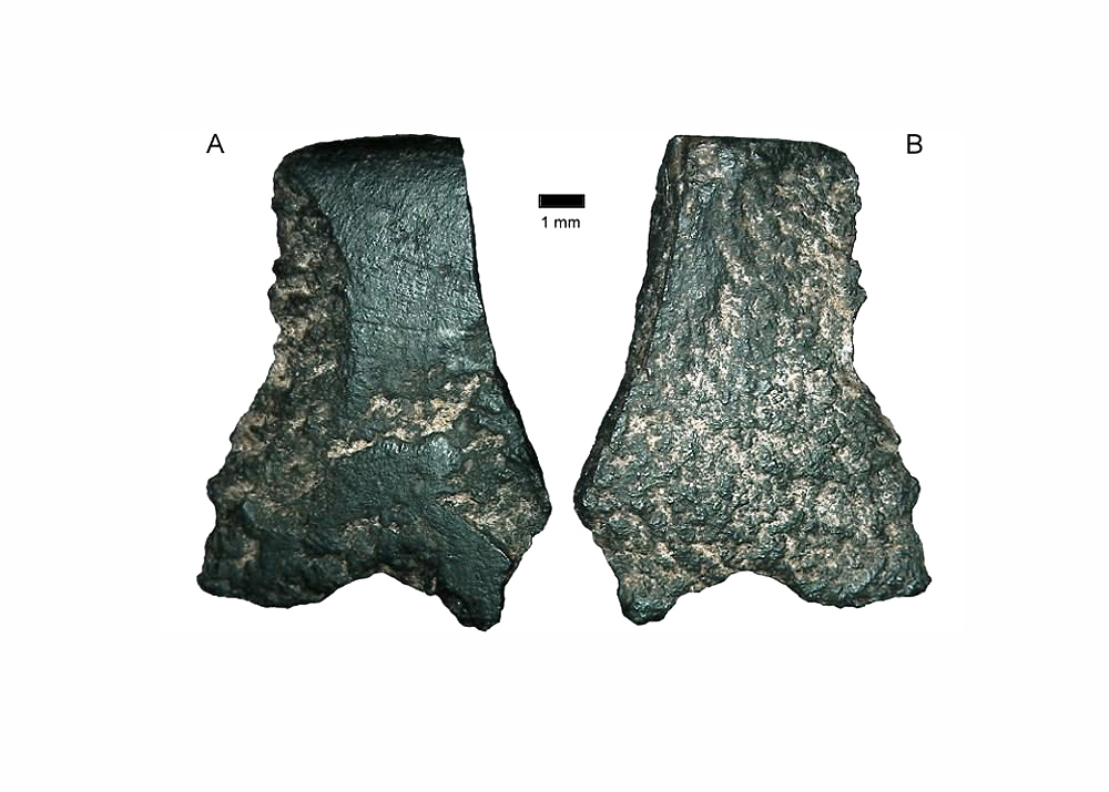 World's oldest axe discovered in Australia
