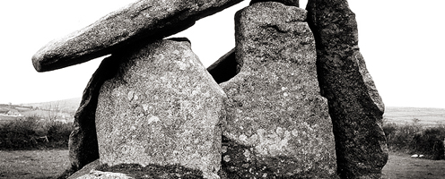 Megaliths Paul Caponigro
