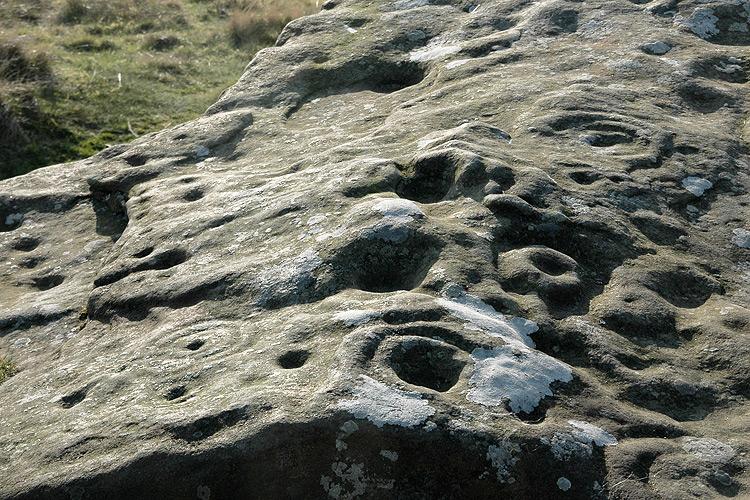 Lordenshaw northumberland rock art carvings