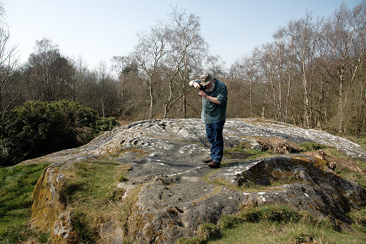 The northumberland rock art carvings dr aron mazel