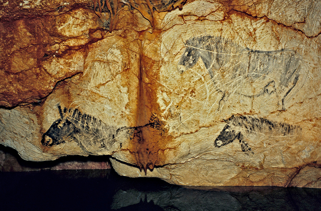 The Paleolithic Cave Art of France - Meaning(s)
