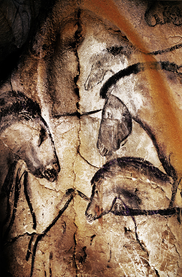 The Paleolithic Cave Art of France - Techniques Utilised