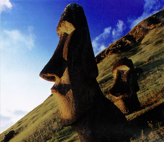 lessons of easter island