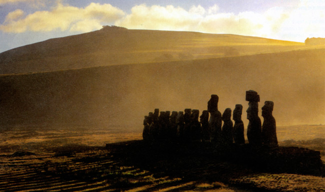 the history of easter island and its inhabitants