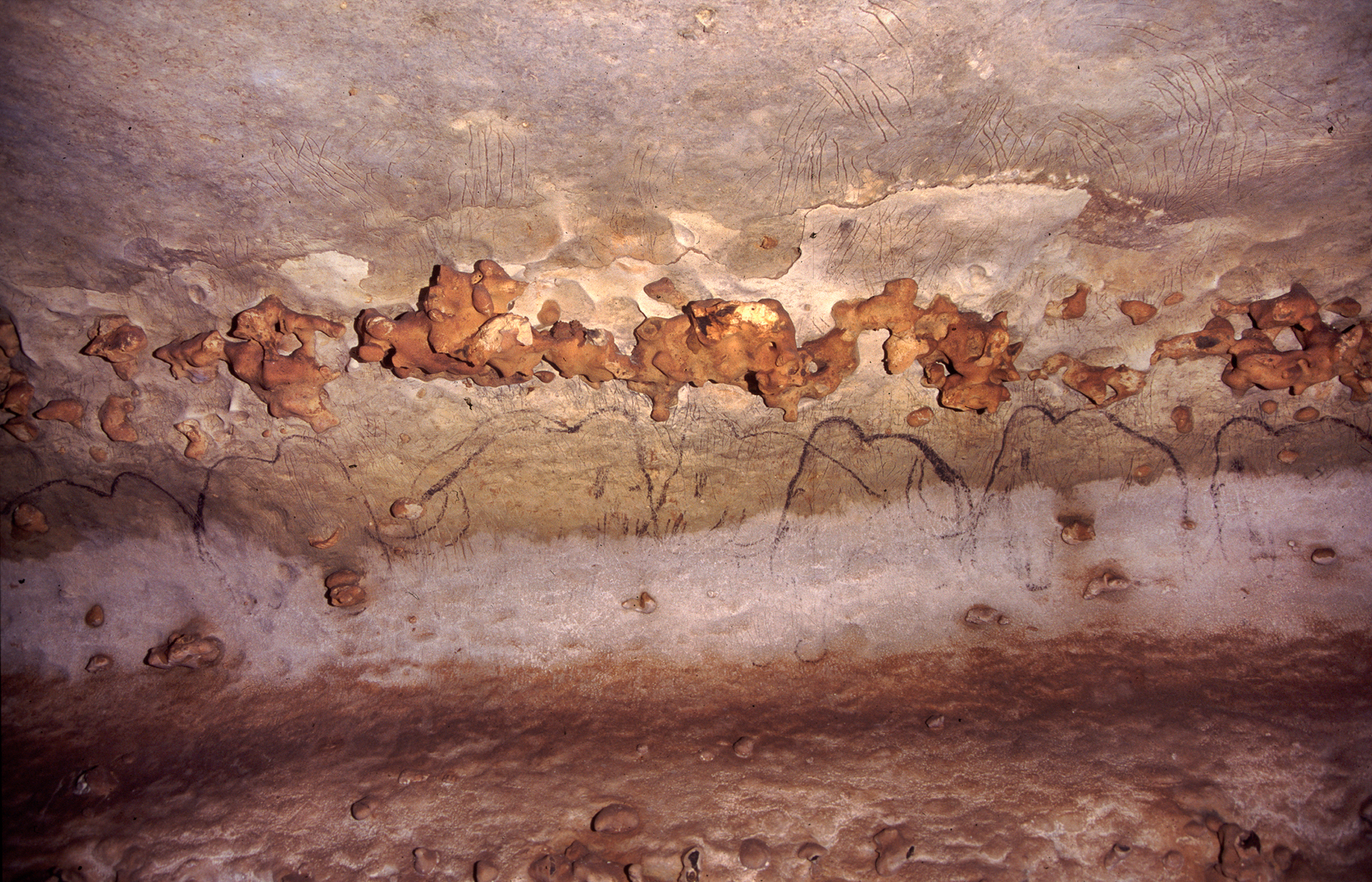 Cave painting dating
