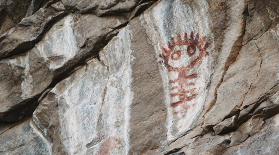 Canada Rock Art Petroglyphs Pictographs Paintings Archaeology