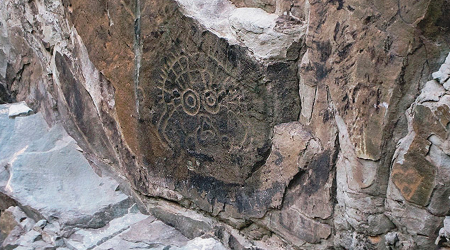 China Rock Art Archive Chinese Rock Art Petroglyphs