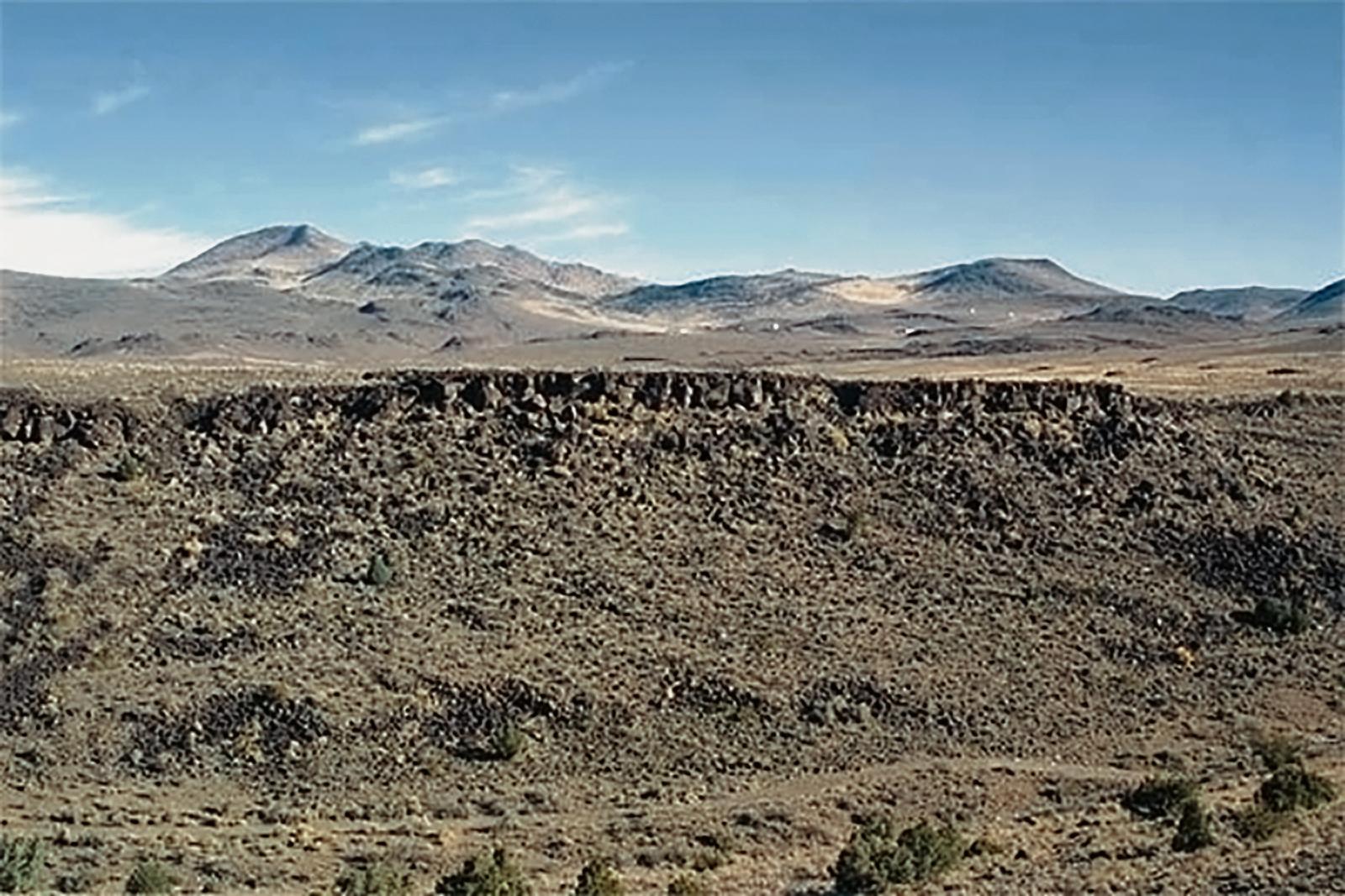 Lagomarsino Canyon Petroglyph Site Nevada Rock Art