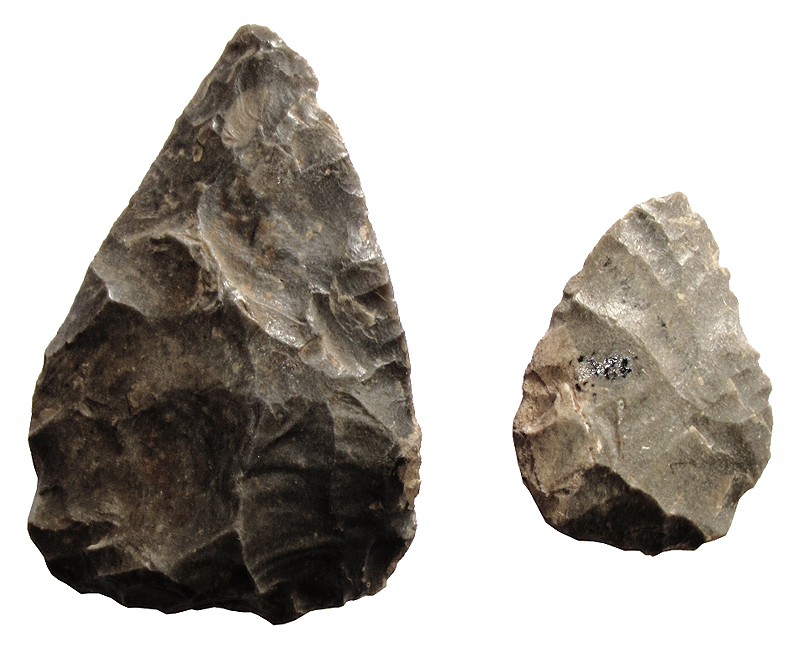 Mousterian Stone Tools