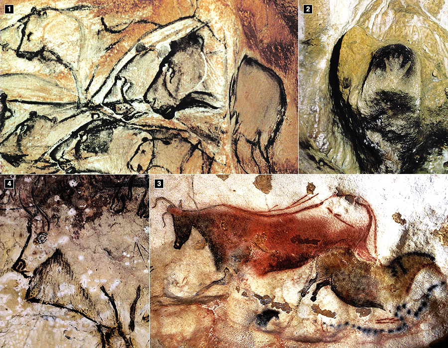 a study on geographical and temporal range of cave art Introduction to cave art in and to the presumably different functions of the art their geographical distribution the study of the cave art in the iberian.