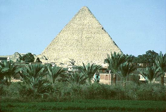 The Pyramids of Egypt