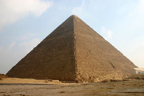 The Pyramids of Egypt - The Superstructure of a Pyramid