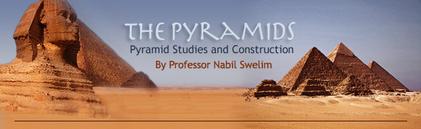 Egyptian Pyramid Architecture the pyramids of egypt - pyramid construction